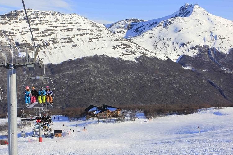 El próximo mes abren los Centros Invernales y el Cerro Castor