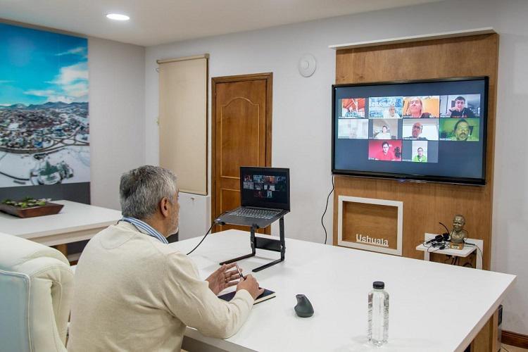 comercio reunion virtual