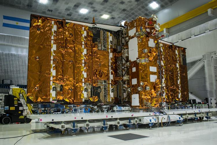 satelite argentino