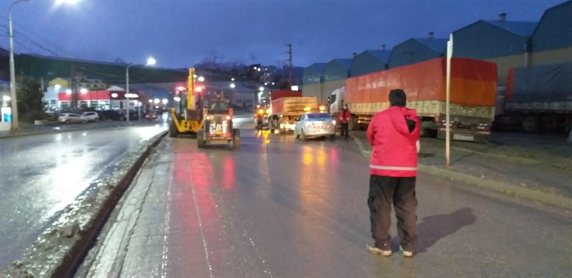 trabajos a primera hora Perito Moreno