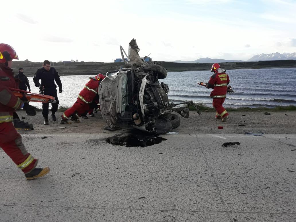 Accidente Ushuaia 1