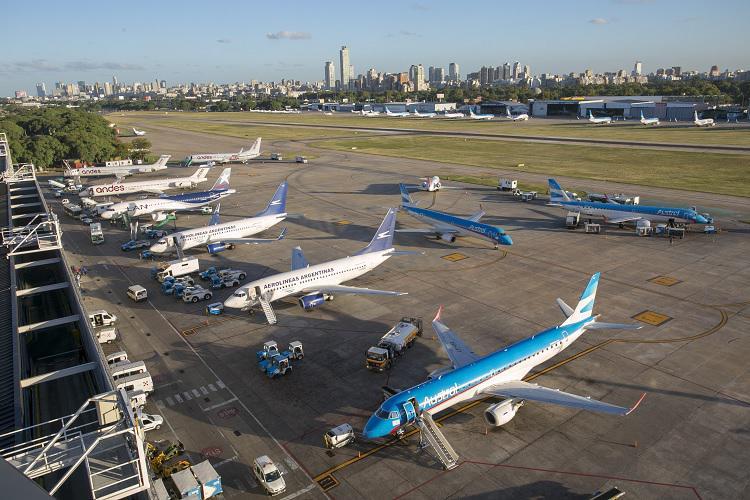 Aeroparque vuelve a abrir: ¿Cuándo y qué vuelos habrá?